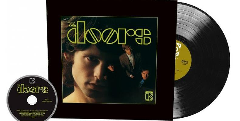 The Doors издават делукс версия на дебютния си албум по повод 50-годишнината му