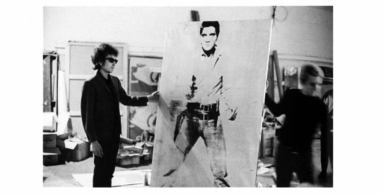 Вещи на Боб Дилън и Елвис Пресли на търг, като част от рок колекция