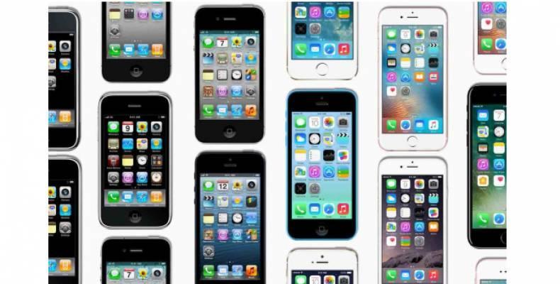 10 години от представянето на първия iPhone