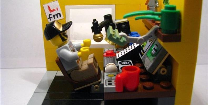 Спечелете LEGO награди всяка сутрин в Стартер!
