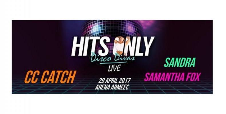 Отварят нови сектори за шоуто на Samantha Fox, CC Catch и Sandra