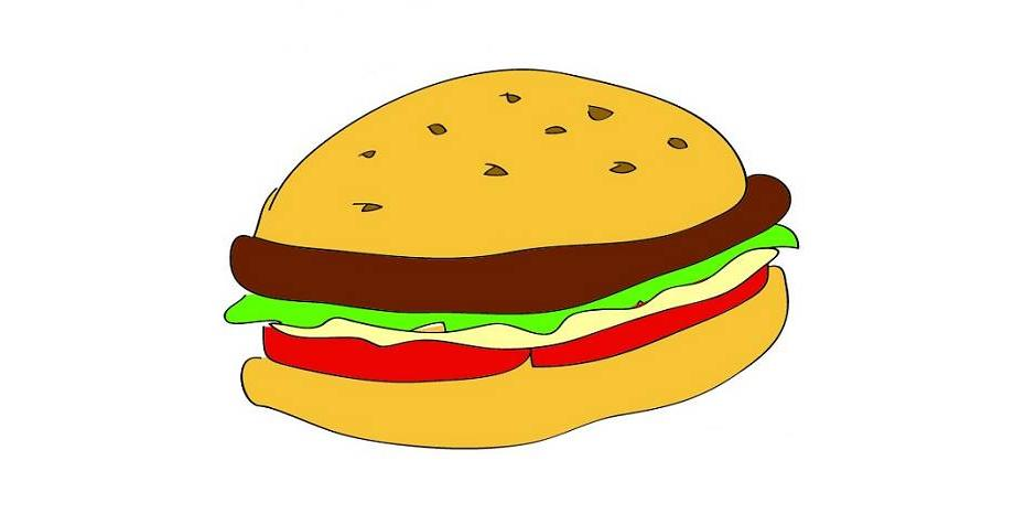 "Ресторант предлага ""годежен бургер"""