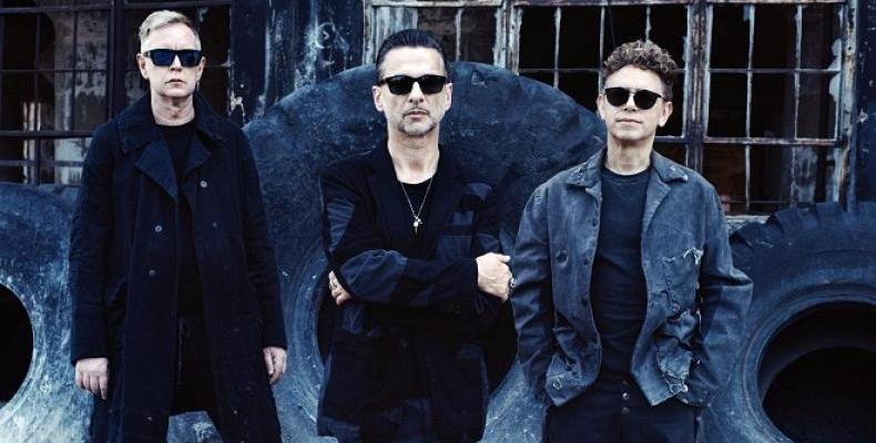 Световната премиера на новия албум на Depeche Mode -