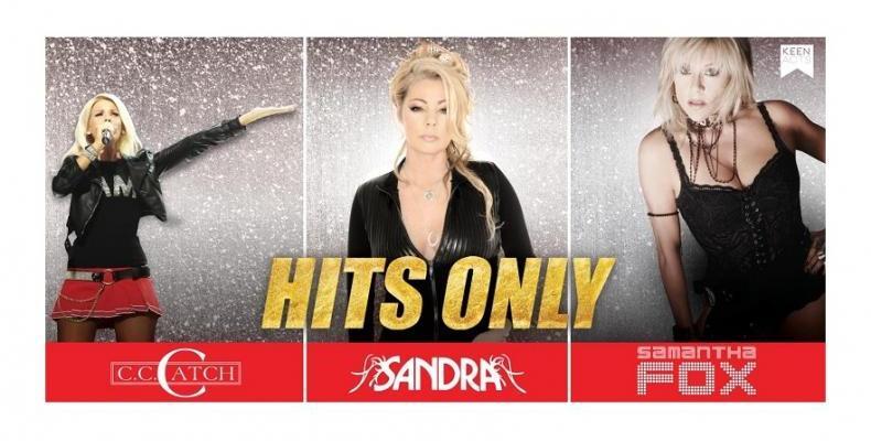 Арена Армеец става най-грандиозната дискотека у нас за шоуто на Samantha Fox, CC Catch и Sandra