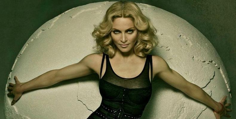 Мадона предизвиква! Обявява конкурс за личен треньор