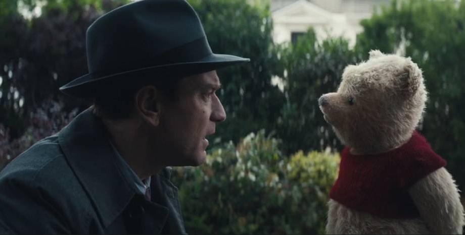 """Кристофър Робин се събира отново с Мечо Пух в първия трейлър на игралния филм """"Christopher Robin"""""""