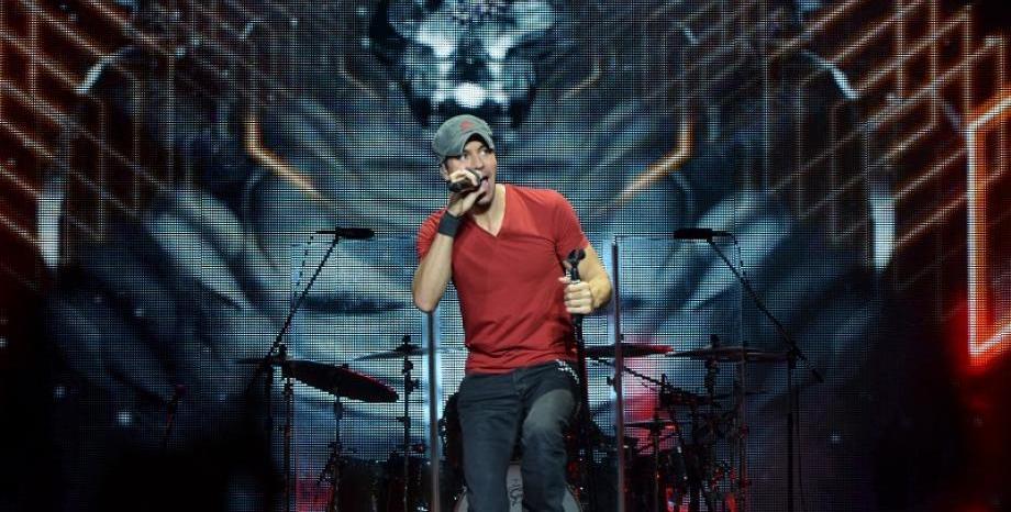 Enrique Iglesias пуска ремикс на El Baño