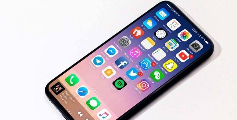 Как би изглеждал iPhone 8