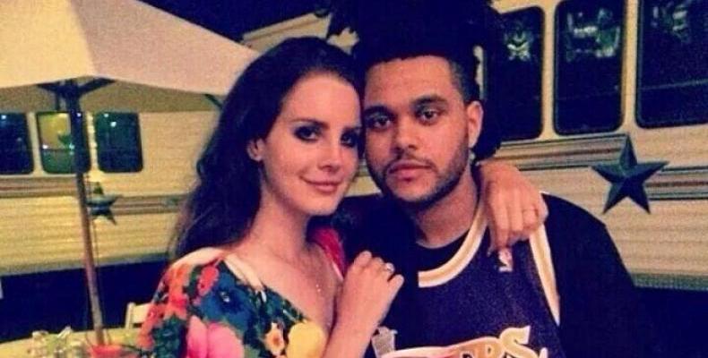 Lana Del Ray си партнира с The Weeknd за заглавното парче от предстоящия й нов албум!