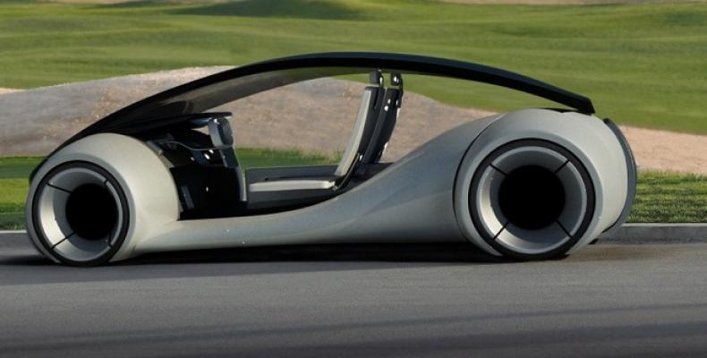 Apple получи разрешение за тестове на самоуправляващ се автомобил