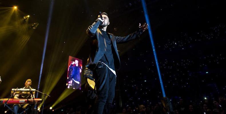 Графа стартира турне след успеха на голямото шоу в Арена Армеец