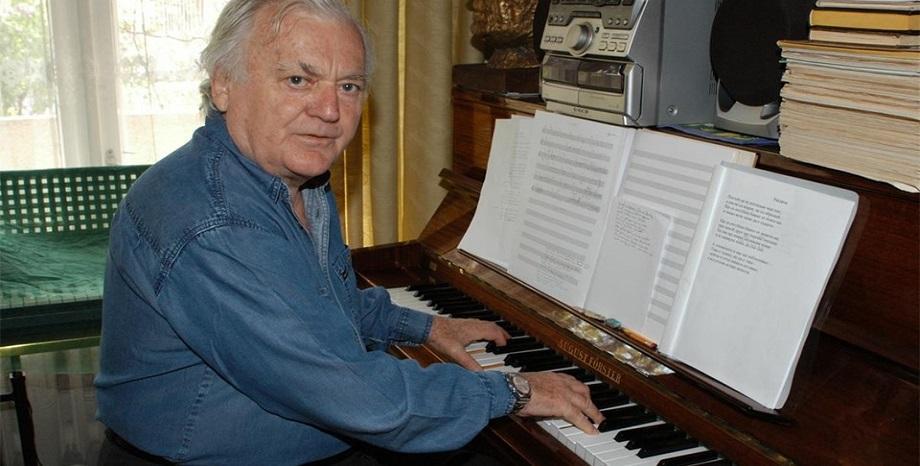 Напусна ни композиторът Тончо Русев