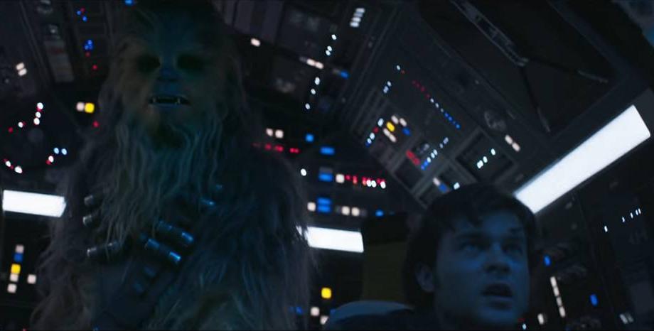 """Нов трейлър на """"Solo: A Star Wars Story"""""""