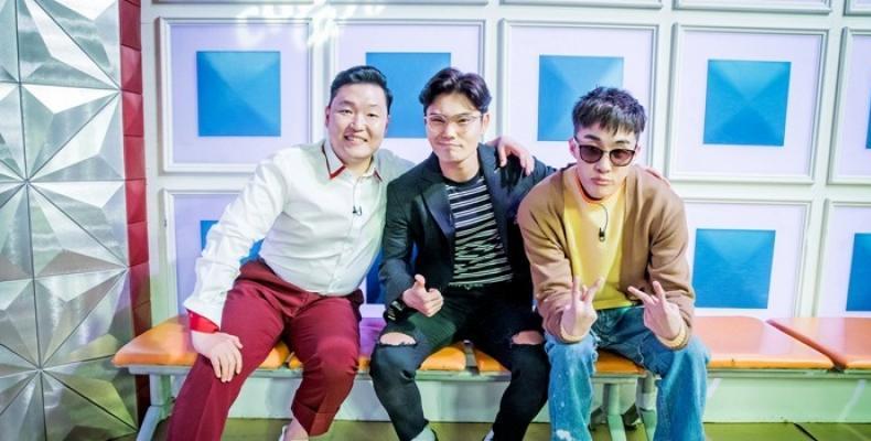 Изпълнителят на Gangnam Style се завърна с нов ударен клип