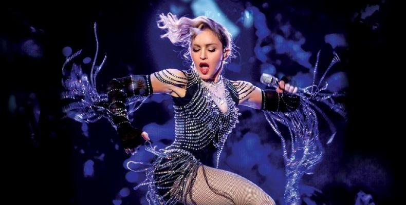MADONNA издава концертен албум от грандиозното й турне