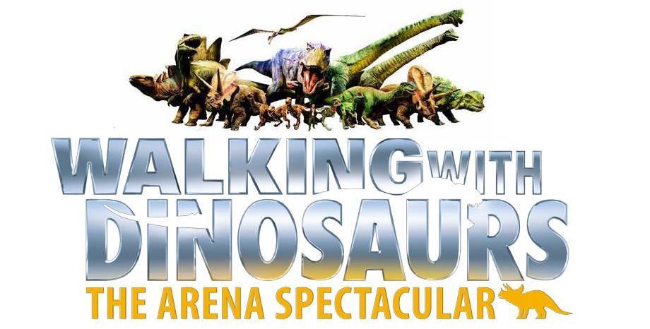 Най-грандиозното шоу с динозаври в света за първи път у нас!