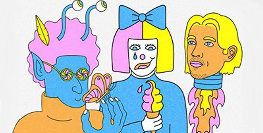 Нов сингъл и видео от супергрупата LSD