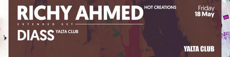 Richy Ahmed na 18 май в YALTA CLUB