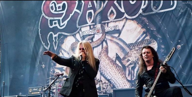 "Saxon ще издадат албума ""Thunderbolt"" през януари 2018 година"