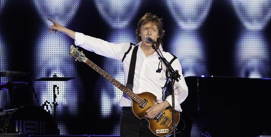 "Paul McCartney представи новата си песен ""Come Home To You"""