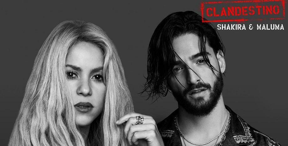 Подробности за новата дуетна песен на Shakira ft. Maluma -