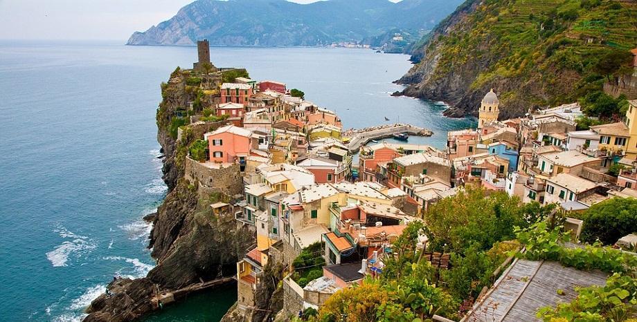 5 италиански града, които си заслужава да посетите