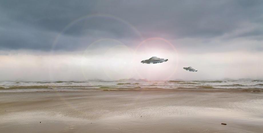 Най-старата снимка на НЛО