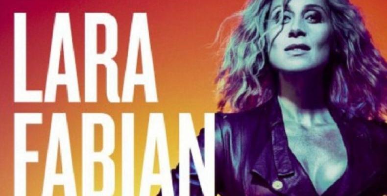 "Подробности за новия албум на LARA FABIAN - ""CAMOUFLAGE"""