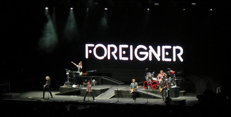 Подробности за концерта на FOREIGNER в Русе през 2018