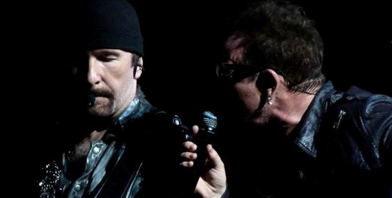 Честит рожден ден на David Evans от U2
