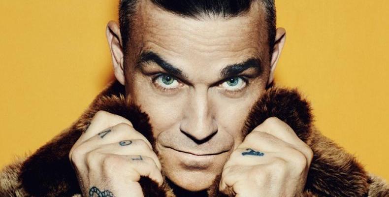 Новият албум на Robbie Williams излиза на 4 ноември