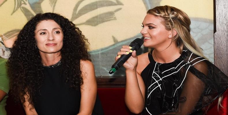 Луиза Джонсън ще бъде специален гост на Саня в X Factor