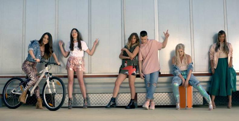Вокална група Нова Музика с първи самостоятелен сингъл, продуциран от Любо Киров
