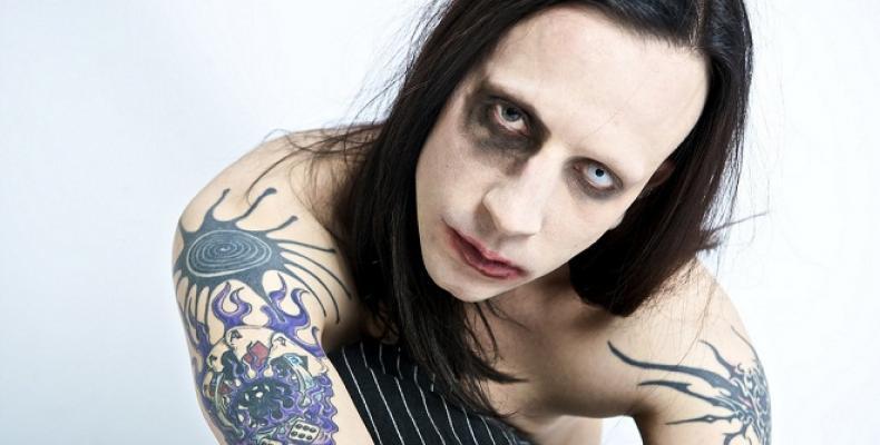"Marilyn Manson е готов с новия си албум ""Heaven Upside Down"""