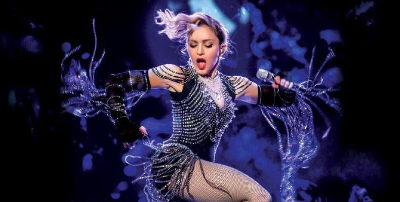 """На 15 септември излиза концертният албум от грандиозното турне на Madonna """"Rebel Heart Tour"""""""