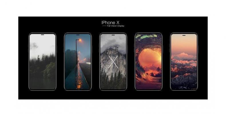 Най-откачените слухове за новия iPhone X