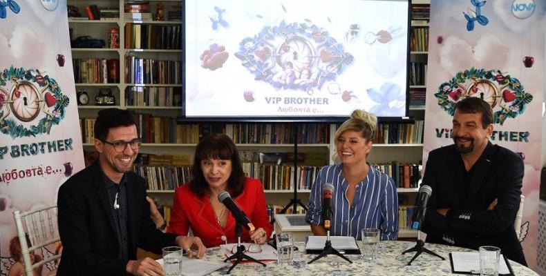 Big Brother изненадващо издаде имената на петима от бъдещите VIP Съквартиранти