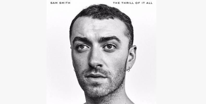 "Sam Smith издава втори студиен албум - ""The Thrill of It All"""