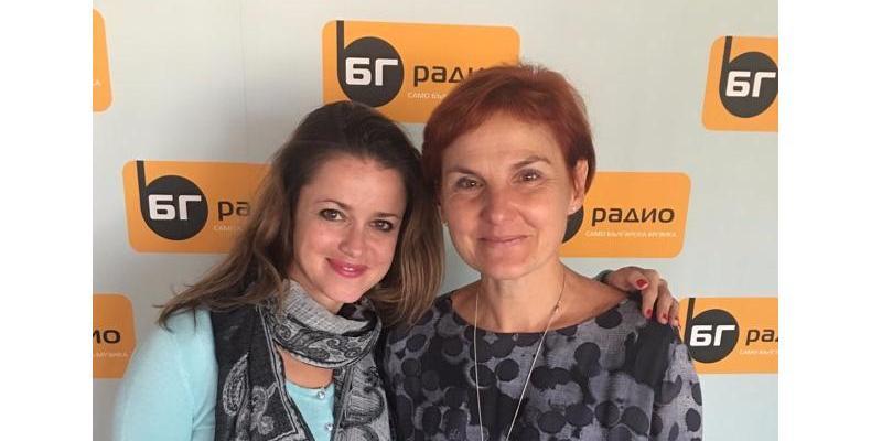 Интервю с Юлия Банкова за инициативата