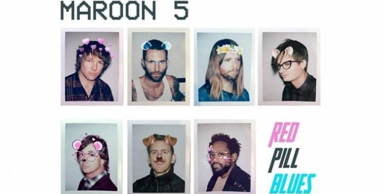 Maroon 5 се завръщат с шести студиен албум Red Pill Blues