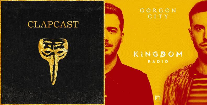 'Clapcast' на Claptone и 'Kingdom' на Gorgon City стартират по радио NOVA!