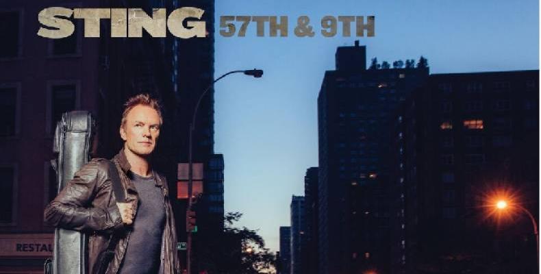 След повече от десетилетие Sting е тук с нов рок албум