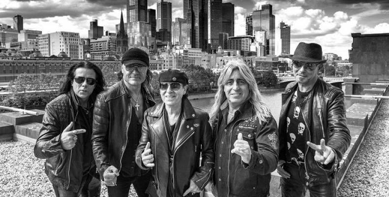 Нов албум-колекция с най-добрите рок балади от титаните SCORPIONS