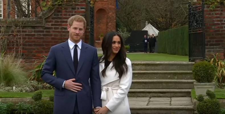 Официално: Принц Хари и Меган Маркъл са сгодени! Сватбата ще е догодина