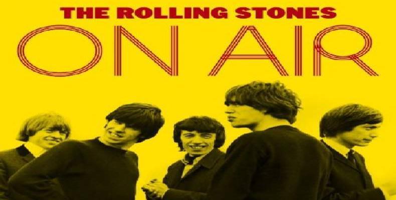 Излезе колекция със записи на The Rolling Stones от радио BBC - 'The Rolling Stones - On Air'