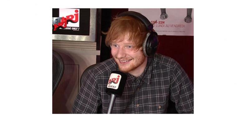 Най-стриймваната песен за 2017-та е Shape of You на Ed Sheeran