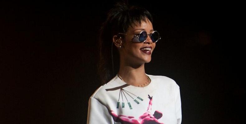 Улица в Барбадос беше кръстена на Rihanna