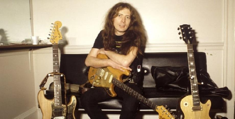 Eddie Clarke от Motörhead почина на 67-годишна възраст
