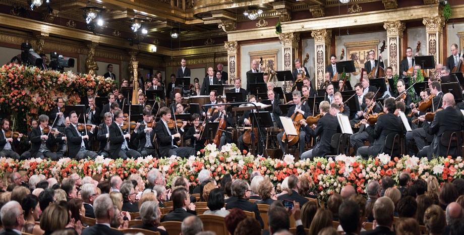 Новогодишният концерт на Виенската филхармония излиза на 2CD