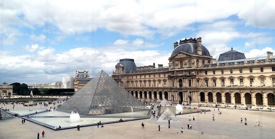 Лувърът с рекорден брой посетители през 2018